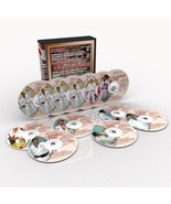 Techniques and methods of Judo by the best Japanese experts.12 DVD's -70... - $26.09