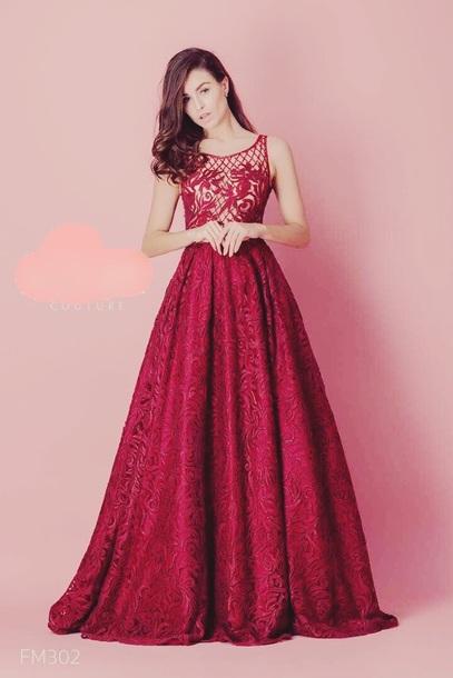72jr4v l 610x610 dress red prom dress