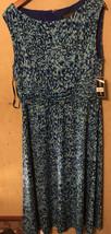 NWT $69 Jessica Howard Full Length Dress Womans Size 16 MIssy - $27.71