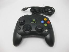 Microsoft XBOX Black S Controller Original XBOX Controller No.X08-69873 - $14.99