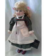 "Gorgeous Collectible Vintage Ceramic Doll by House of Lloyd 14"" Tall - $24.99"