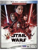 Star Wars: Episode VIII: The Last Jedi [Blu-ray, 2018]