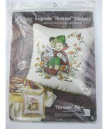 Paragon Needle Point Exquisite Hummel Stitchery Pillow Cover Kit #0367 1... - $35.00