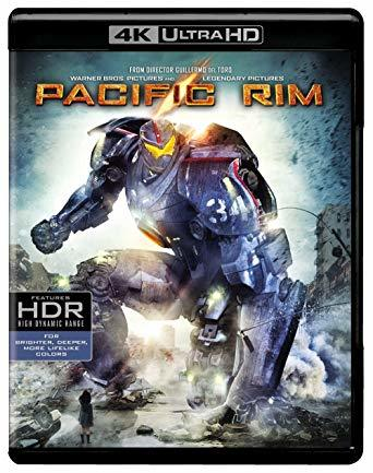 Pacific Rim [4K Ultra HD + Blu-ray]