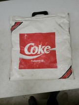 Vintage Coke Coca Cola Hot N Cold Tote Travel Bag (Dd) (a236) - $24.75
