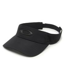 NEW! Black OAKLEY Performance Men/Women Golf/Tennis/Running Visor/Hat/Cap - $44.43