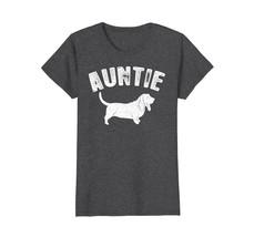 AUNTIE Basset Hound Matching Basset Hound Family T-Shirt - $19.99+