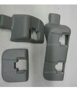 2006-2010 Chrysler PT Cruiser Gray Rear Seat Floor Trim 3pc Set OTK88 OT... - $60.73
