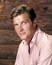Roger Moore In The Saint 16X20 Canvas Giclee - $69.99