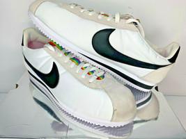 NEW SIZE 14 MEN Nike Classic Cortez BT QS Be True Gay Pride LGBT SNEAKER... - $98.99