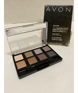 AVON TRUE COLOR 8-in-1 EYESHADOW PALETTE - NOT SO NEUTRAL NEW - $6.99