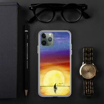 iPhone Case with Sunset print - $29.99