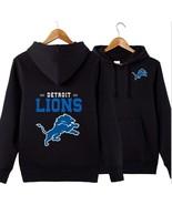 Men's new Hoodies Design Detroit Lions Team Sweatshirts gift for fans Lions - $49.99