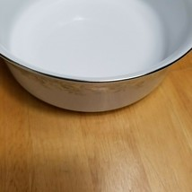 Johann Haviland Forever Spring Serving Bowl White Multi-Color Floral Rim  - $14.80