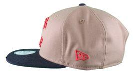 Crooks & Castles New Era Purple/Yellow or Khaki Chain C Snapback Hat image 11