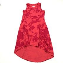 Columbia OMNI-FREEZE Womens Shirt Dress Shift Size Medium Sleeveless V-N... - $21.11