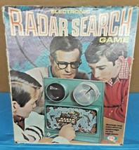 1969 IDEAL RADAR SEARCH GAME ELECTRONIC VINTAGE Not TESTED!  - $2.97