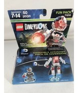 LEGO Dimensions Cyborg Fun Pack Set 71210 NEW - $34.64