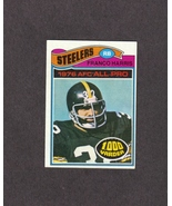 1977 Topps # 300 Franco Harris Pittsburgh Steelers - $1.50