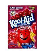 Kool-Aid Drink Mix Black Cherry 10 count - $3.91