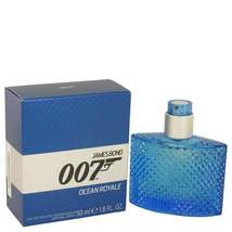 007 Ocean Royale by James Bond Eau De Toilette Spray 1.6 oz (Men) - $20.16