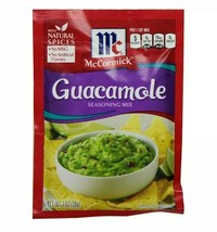McCormick Guacamole Seasoning Mix, 1 OZ -EA (Discontinued) - $10.99
