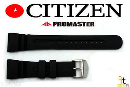 Citizen Promaster U107-T007970 26mm Black Rubber Watch Band U107-S050138 - $67.46