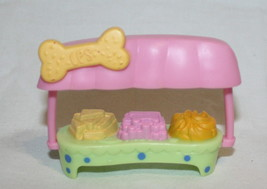 Authentic Littlest Pet Shop Food Treats Stand  Replacement LPS  Accessory - $2.99