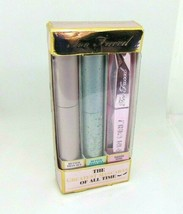 TOO FACED The Greatest Mascaras of All Time NIB - $49.95