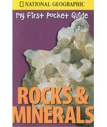 My First Pocket Guide: Rocks & Minerals ~ Rock Hounding - $7.95