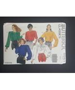 Butterick Classics Sewing Pattern 5061 Misses Blouse Top 6 8 10 NEW UNCU... - $9.95