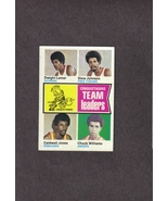1974-75 Topps # 228 San Diego Conquistadors Team Leaders ABA - $1.00