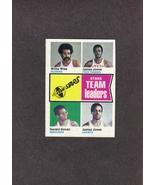 1974-75 Topps # 229 Utah Stars Team Leaders ABA - $1.00