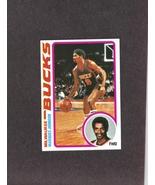 1978-79 Topps # 126 Marques Johnson RC Milwaukee Bucks NM  - $1.50