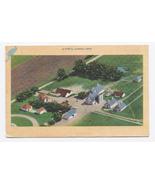 1949 - A typical Kansas Farm - Kansas Landscape - Used - $4.99