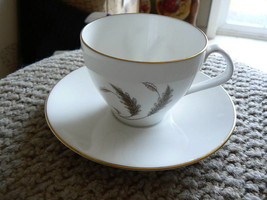 Royal Worcester cup and saucer (September) 4 available - $7.28