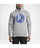 "Nike Men's AJ11 ""Space Jam"" Fleece Pullover NEW AUTHENTIC Grey 823714-063 - $50.95+"