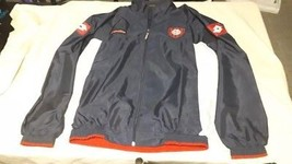 soccer jacket San lorenzo De almagro .Argentina.original  size XL - $127.71