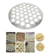 Dumpling Maker 37 Holes Mould Tools Ravioli Aluminum Pelmeni Kitchen Diy... - $17.99