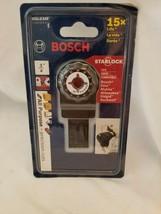 BOSCH STARLOCK OSL034F Oscillating Blade, Bi-Metal, 3/4 in - $10.84