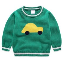 2018 Boys Sweater Children Thick Long-sleeve Pullovers Winter Baby Boy C... - $21.99