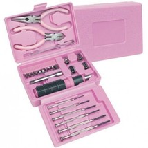 Womans 26pc Pink Tool Set - $37.60