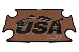 USATuff Cooler Seat Pad fits Ozark Trail 52qt 2-Layer Redfish - Tan / Black - $87.98