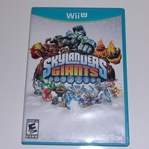 Skylanders: Giants (Nintendo Wii U, 2012) - $5.01