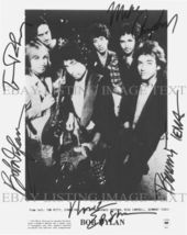 BOB DYLAN AND TOM PETTY AND THE HEARTBREAKERS AUTOGRAPHED 8x10 RP PHOTO - $18.80