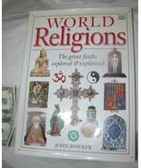 World Religioni di John Bowker 1997 Copertina Rigida, Illustrato, U.S.A - $26.87