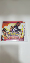 Pokemon Omega Ruby (3DS, 2014) Authentic! COMPLETE - $37.99