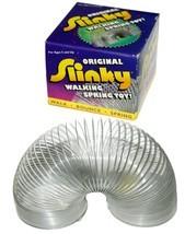 Original OEM Genuine Slinky Poof Walking Spring Toy Steel Metal #100 2-5... - $5.33