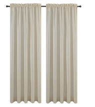 Urbanest Cosmo Set of 2 Sheer Curtain Panels image 2