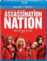 Assassination Nation [Blu-ray  + Digital]